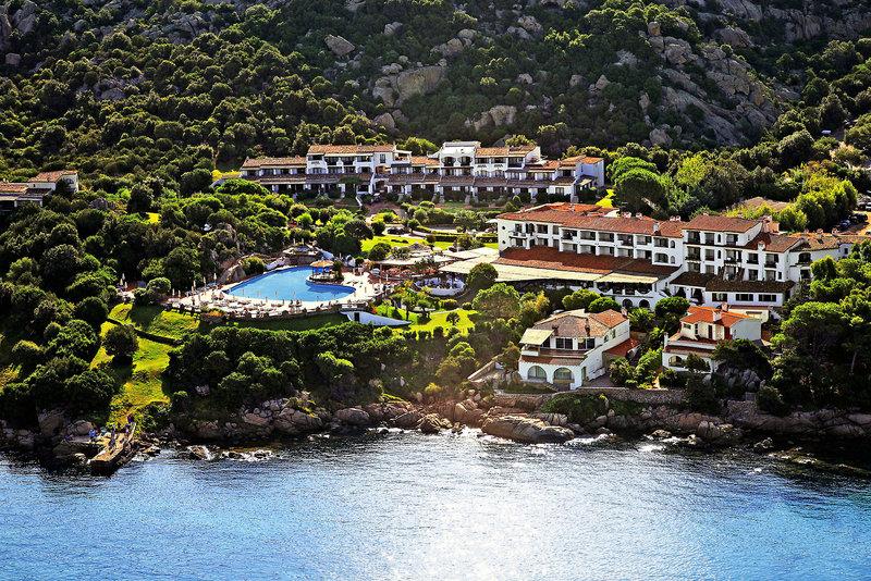 Sardinien Baia Sardinia Hotel La Bisaccia