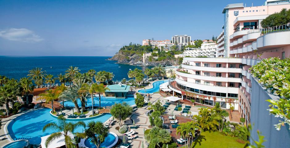 Kompas Travel Madeira Ferien Zu Tiefstpreisen