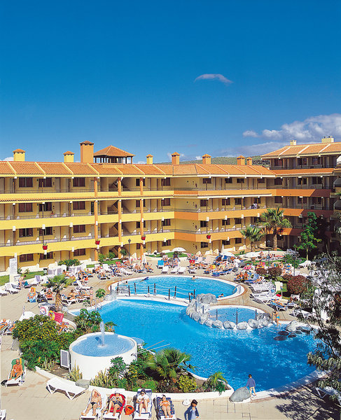Kompas travel h tels for Aparthotel jardin caleta costa adeje tenerife