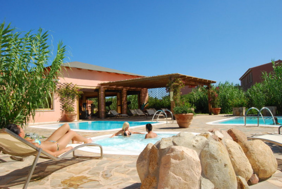 Last Minute Sardinien im Resort & Spa Le Dune