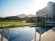 Dubai Ferien im Intercontinental Fujairah Resort