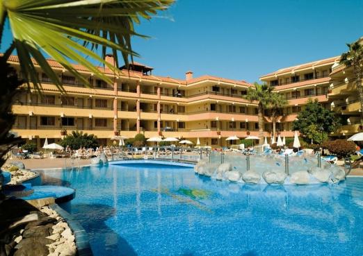 Kompas travel hotels for Aparthotel hovima jardin caleta