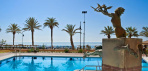 Swimmingpool des Melia Costa del Sol
